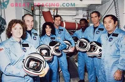 Memorias de Challenger 30 años después del desastre