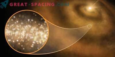 Nanodiamonds sunt responsabile pentru sursa misterioasă de microunde în galaxie