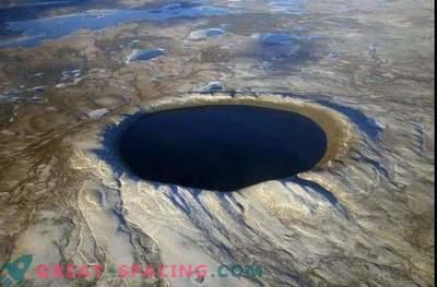 Lovci na kraterje so odkrili nove nasvete za starodavno meteorsko nevihto