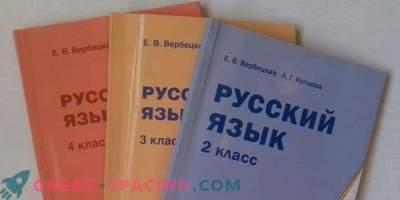 Manualele de limbă rusă pentru clasa a IV-a a autorilor: Buneev, Zheltovskaya