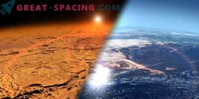 Как жителите на Земята реагираха на новините за течната вода на Марс