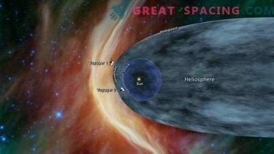 NASAs Voyager-2 nähert sich dem mysteriösen interstellaren Raum