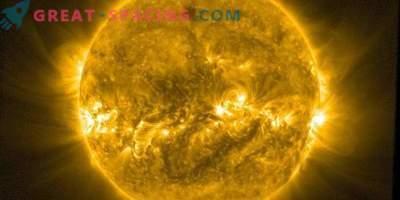 Monitorizarea activității solare