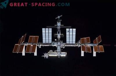 Resturile spațiale au întrerupt activitatea la ISS