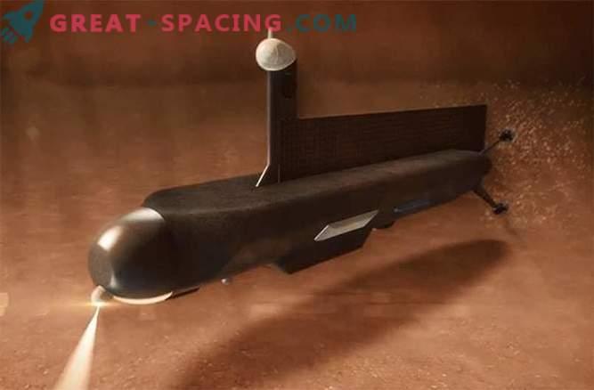 NASA dorește să trimită un submarin în mările Titanului