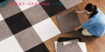 Alfombras: características y ventajas del material