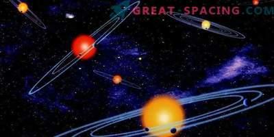 Kometi so zunaj sončnega sistema