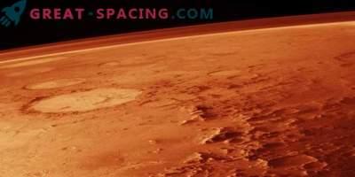 Evropska sonda bo vdihnila Marsovo ozračje