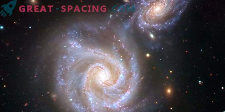 Confruntarea din trecut a schimbat Calea Lactee