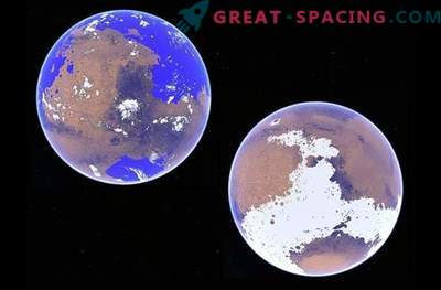 Kas punane planeet on tõesti jäine maailm?