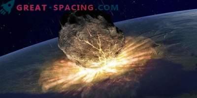 Kaj se zgodi, če meteorit zadene Zemljo