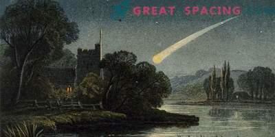 Imagens impressionantes de cometas que assustam a humanidade