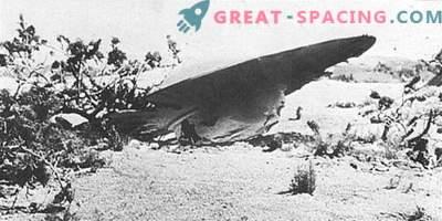 Incidentul Roswell - 1947. Ufologii sunt încrezători că armata a ascuns nava extraterestră distrusă