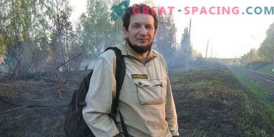 Is the death of the ufologist Vadim Chernobrov connected with his activity?