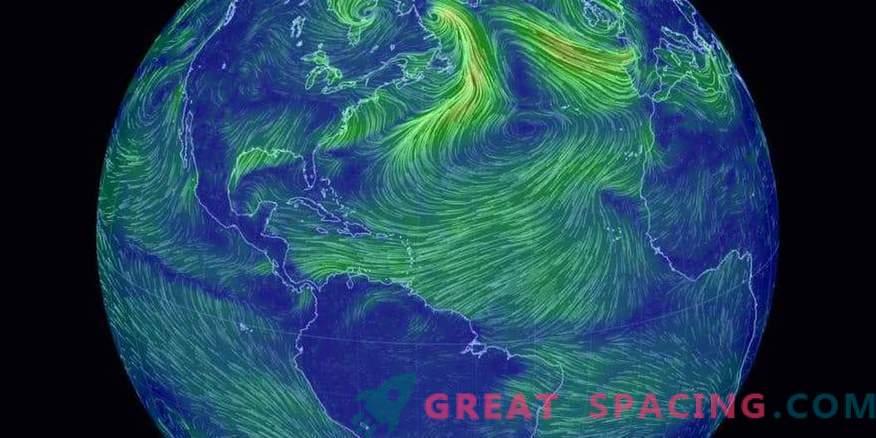 Urmărim vânturile terestre cu ajutorul unui laser spațial