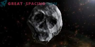 Un craniu cosmic amețitor zboară pe Pământ. Este un asteroid periculos pentru planeta noastră?