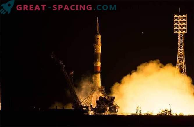 Po 2-mesečni zamudi pridejo novi člani posadke vesoljske postaje
