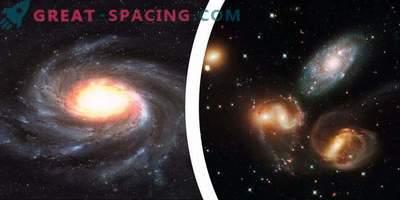 Die Milchstraße hat zu Beginn ihrer Entstehung bis zu 15 kleine Galaxien verschluckt.