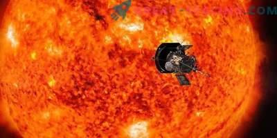 Parkerjeva sončna sonda je naredila prvi tesen let proti Soncu