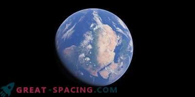 E se l'asse terrestre fosse inclinato di 90 gradi?