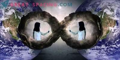 Puteți să întâlniți un gemene dintr-un univers paralel