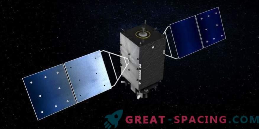 Un Satelit Japonez Incearcă Să Instaleze Un Sistem Gps Ultra Precis