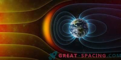 Il campo magnetico terrestre era sull'orlo dell'estinzione