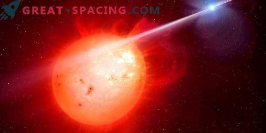 Transformarea unică a stelelor