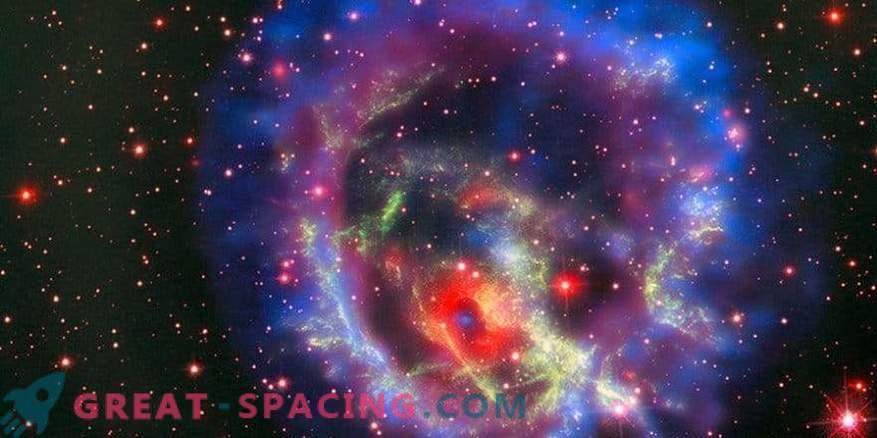 S-a găsit o stea neutronică izolată îndepărtată