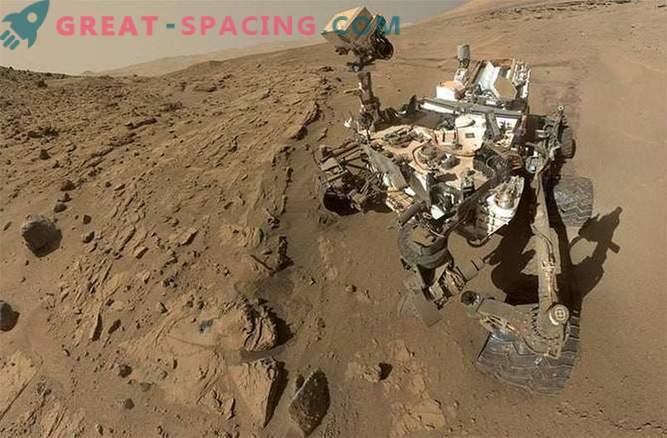 Können Bakterien auf dem Mars überleben?