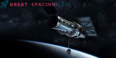 Hubble revine la lucru după o vacanță de 3 săptămâni