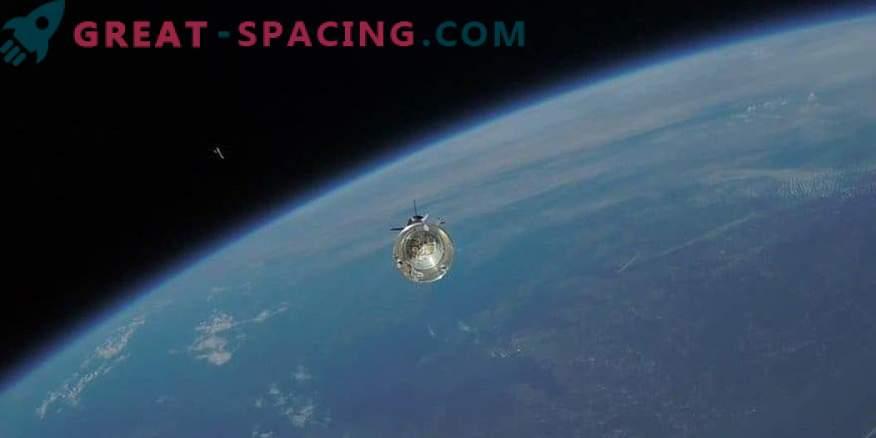 Nov zapis za uvedbo testnega padalskega padala na Marsu