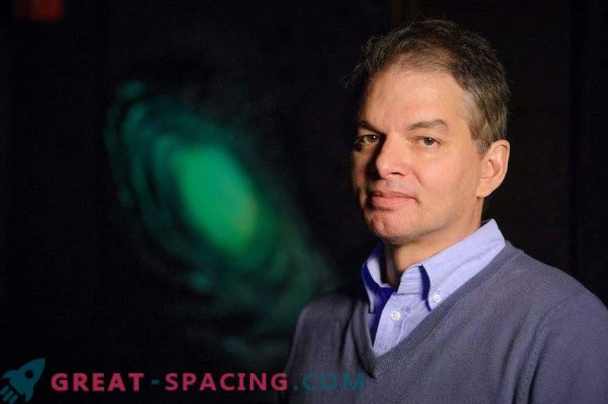 Vor fi laserele capabile să rezolve paradoxul informațional al găurilor negre?