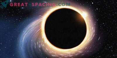 O gaură neagră poate distruge sistemul solar