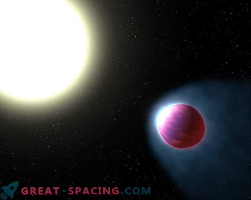 Hubble leidis veekeskkonnaga eksoplaneti