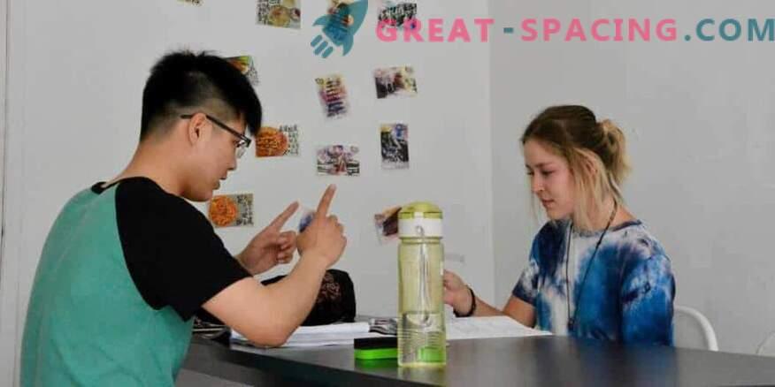 Aflați limba chineză cu un tutore pentru comunicarea de afaceri cu Vokay